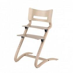 Chaise haute sans barre de...