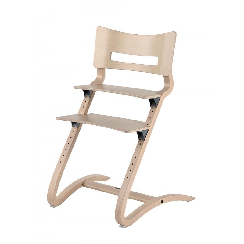 Chaises hautes Chaise haute sans barre de sécurité leander
