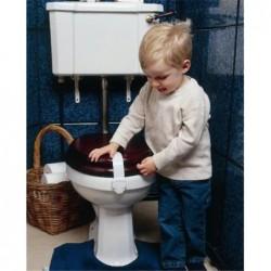 Clippasafe bloque planche wc
