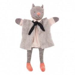 Marionnettes Marionnette chat le galant il était une fois moulin roty