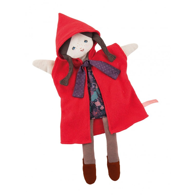 Marionnettes Marionnette le petit chaperon rouge il était une fois moulin roty