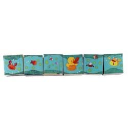 Cubes / Puzzles Les Lilliputiens Cub' Uzzle