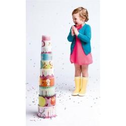 Cubes / Puzzles Les Lilliputiens Juliette Pyramid' Cake