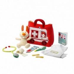 Autres Jouets Les Lilliputiens L'ambulance du petit docteur