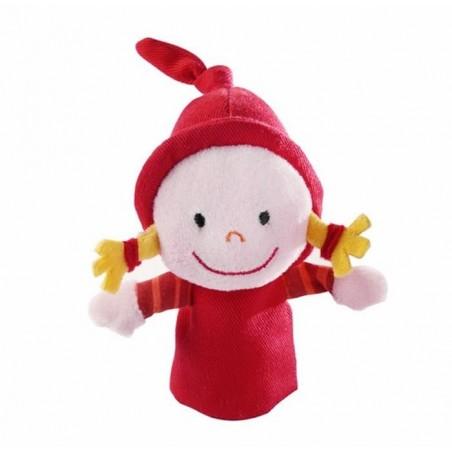 Poupées et peluches Les Lilliputiens Marionnettes doigts Chap Rouge