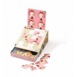 Lilliputiens Puzzles...