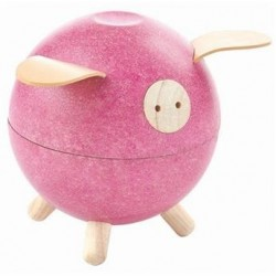 Plantoys Cochon tirelire -...