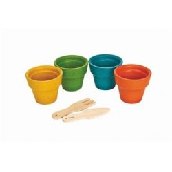 Plantoys Ensemble pots de...