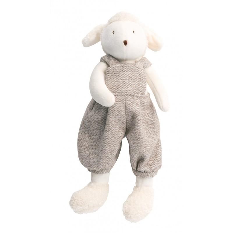 Moulin Roty Poupée albert le mouton les petits frères moulin roty
