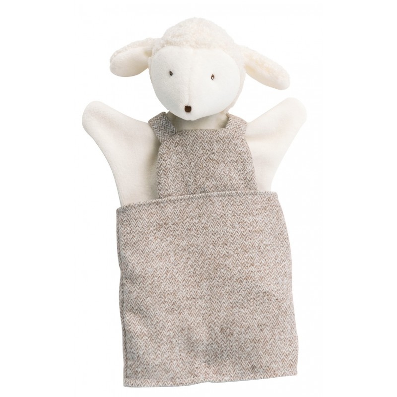Marionnettes Albert le mouton les marionnettes moulin roty