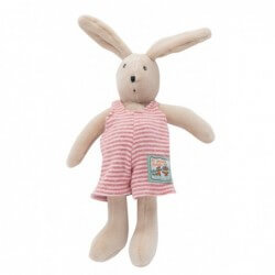 Moulin Roty Sylvain le lapin les tout-petits moulin roty