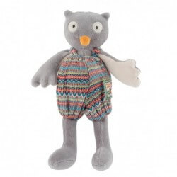 Moulin Roty Isidore le hibou les tout-petits moulin roty