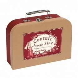 Valise couture moulin roty