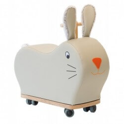 Lapin roue folle moulin roty