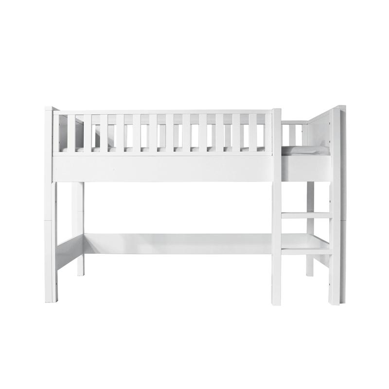 lit mezzanine set de montage lit mezzanine mi hauteur. Black Bedroom Furniture Sets. Home Design Ideas