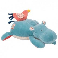 Poupée musique hippopotame...