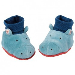 Chaussons hippopotame les...