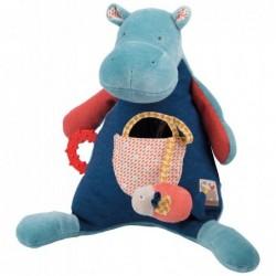 Hippopotame d'activités les...