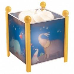 Lanterne magique les papoum...