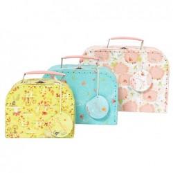 Set de 3 valises ma poupée...