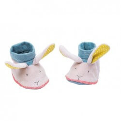 Chaussons lapin...