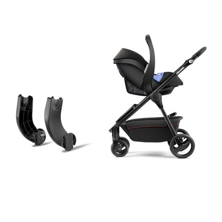 Adaptateur poussette Adaptateurs Privia / Guardia Citylife Recaro