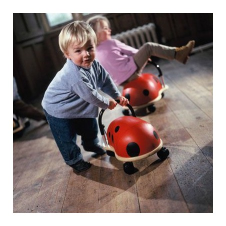 Trotteur Wheely Bug trotteur Coccinelle petit (1 - 3 ans)
