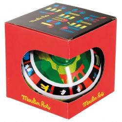 Moulin Roty Petite toupie train les jouets métal moulin roty
