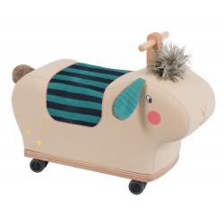 Mouton roue folle les zig...