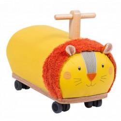 Lion roue folle Les Papoum