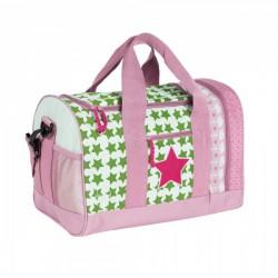 Mini sportbag starlight olive