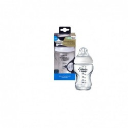 Tommee Tippee Biberon en verre / Glasfles 260 ml