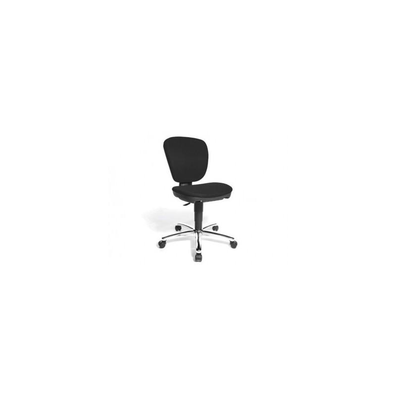 fauteuils chaises poufs chaise de bureau kiddi star chrome bopita - Chaise De