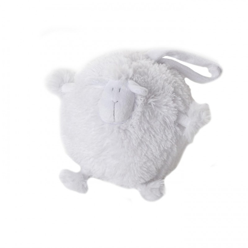 Peluches / coussin musical Wolly - mouton - musical quax