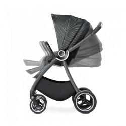Poussette 4 roues MARIS 2 PLUS LIGHT Lux Black