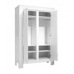 Armoire 2 portes bianco blanc bopita Bopita