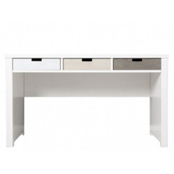 Bureau basic wood white...