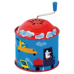 Le moulin à musique véhicules les jouets métal  moulin roty Moulin Roty