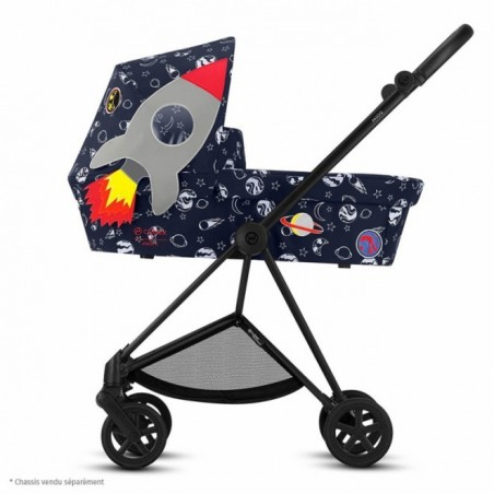Nacelle bébé MIOS Nacelle Space Rocket I navy blue Cybex