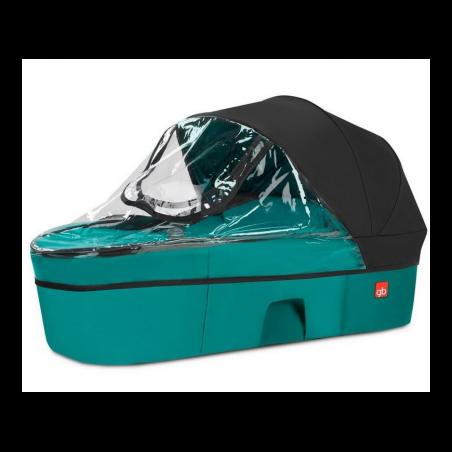 Housse de pluie poussette COT to GO Habillage pluie Transparent / transparent