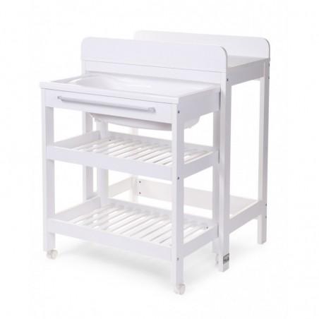 Table à langer / Meuble de bain Table à langer tub bucket et baignoire childhome