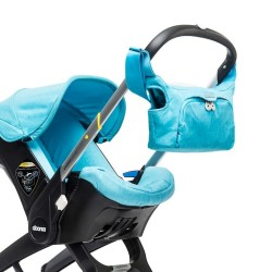 Protège matelas bébé / Alèse Sac àlanger essential pour poussette / siège auto Doona