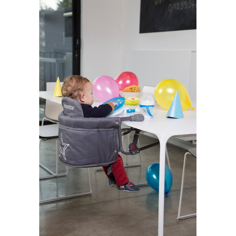De Childhome Chaise Table Superstar Anthracite yf67bgY
