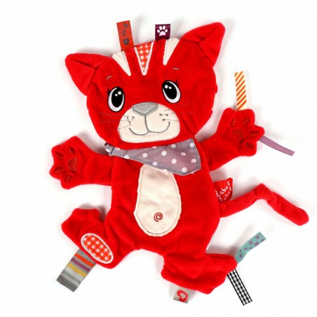 Premier âge 0 - 18 mois Label-Label - Friends - Cat