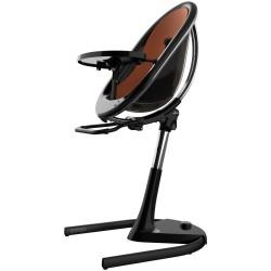 Chaises hautes Chaise haute bébé Moon 2G Mima - Repose-Pieds inclus