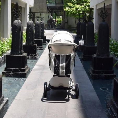 Porte-bébé Sac à langer Tote Bag de Mima