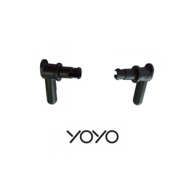 Pièces détachées poussette Babyzen YOYO 0+ Adaptateurs capote
