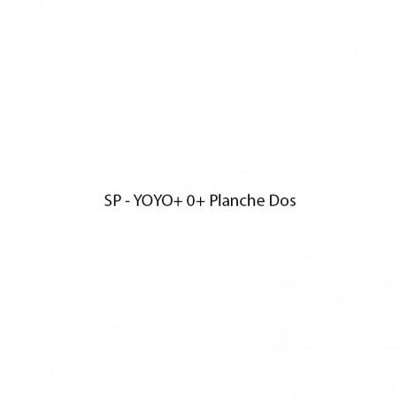 Pièces détachées poussette Babyzen YOYO+ 0+ Planche Dos