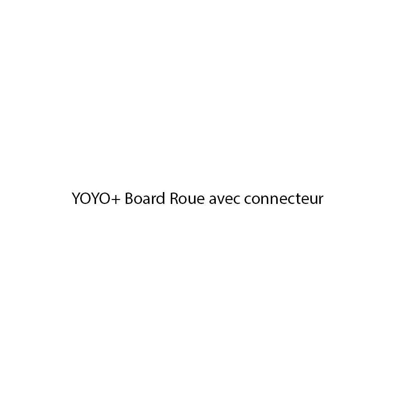 Pièces détachées poussette BABYZEN YOYO+ Board Roue avec connecteur