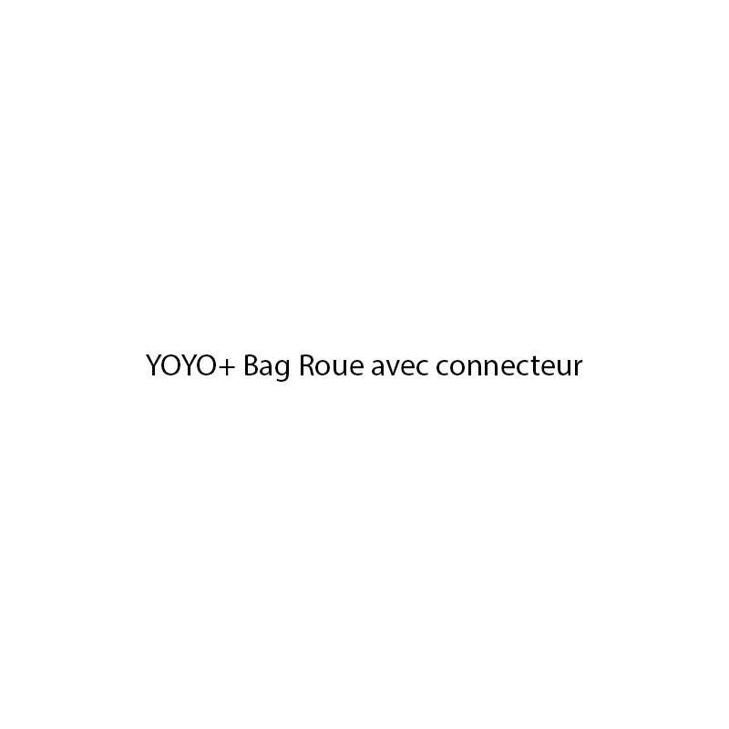 Pièces détachées poussette BABYZEN YOYO+ Bag Roue avec connecteur